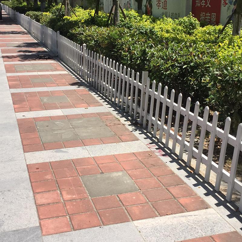 石狮市政园林管理局PVC草坪护栏
