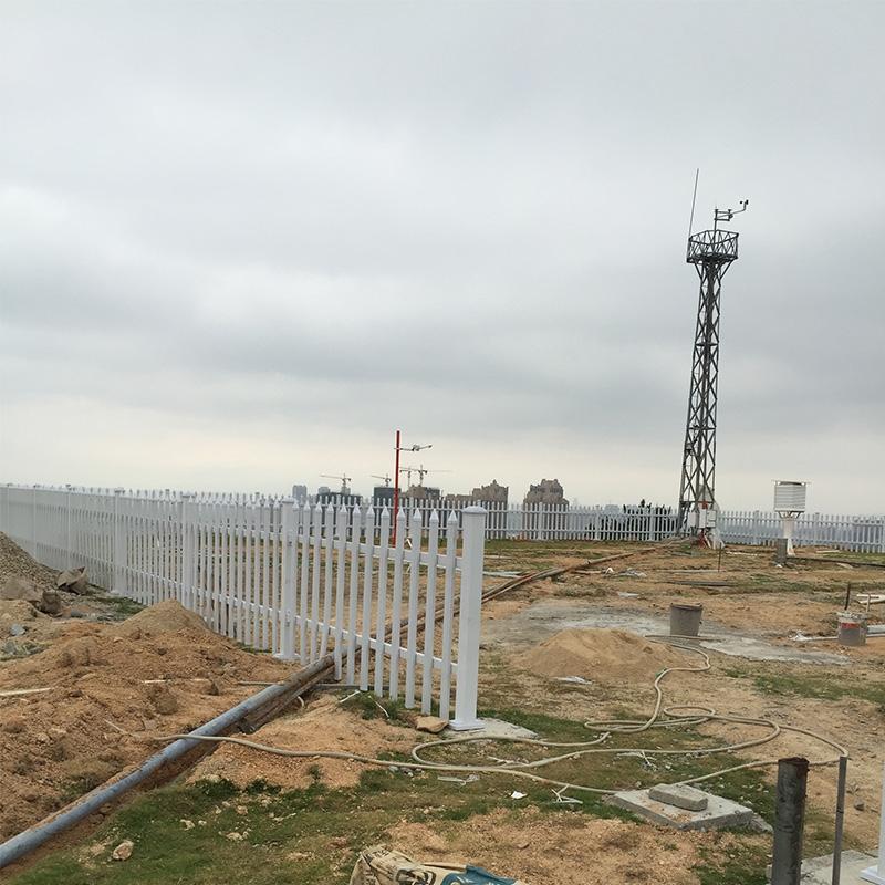 晋江气象台pvc护栏