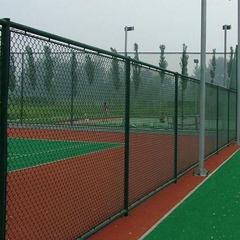 浸塑防护栏