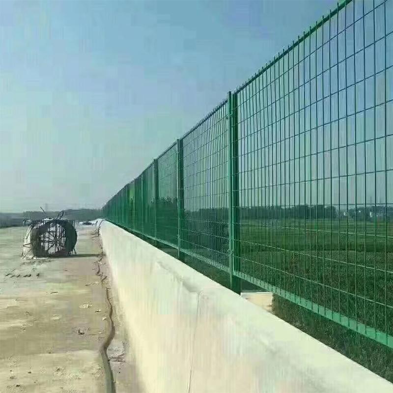 高速浸塑护栏