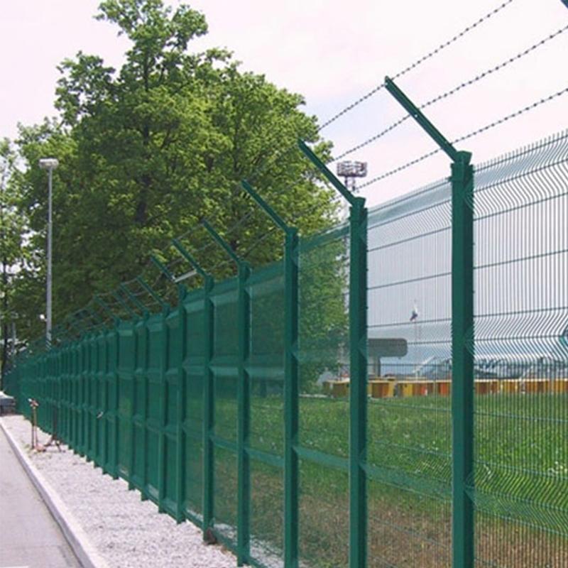 浸塑隔离护栏