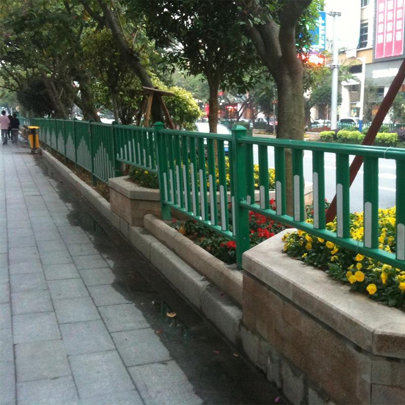 浸塑公路护栏