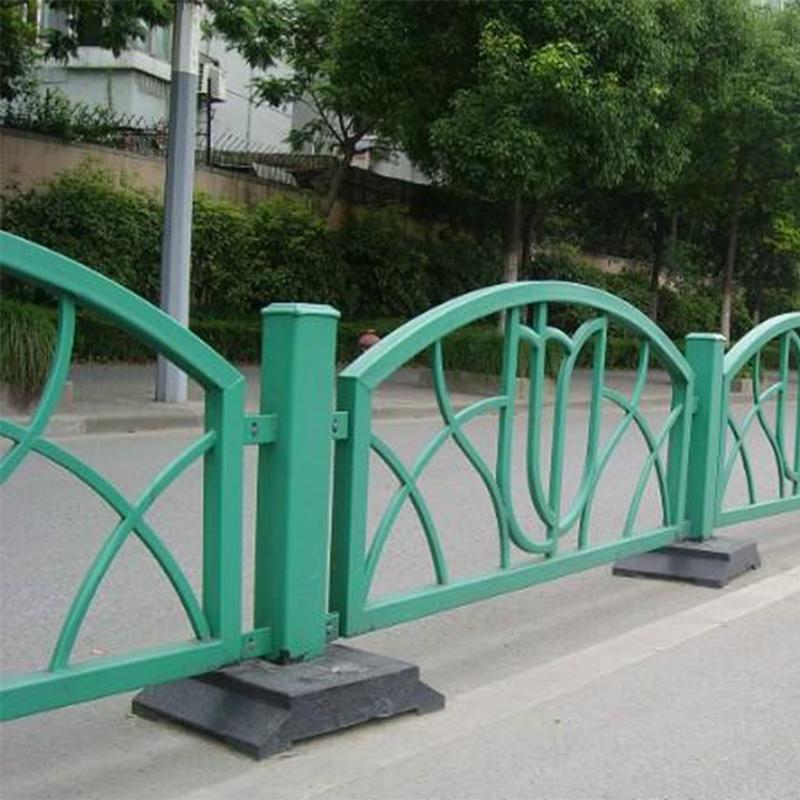 浸塑市政护栏