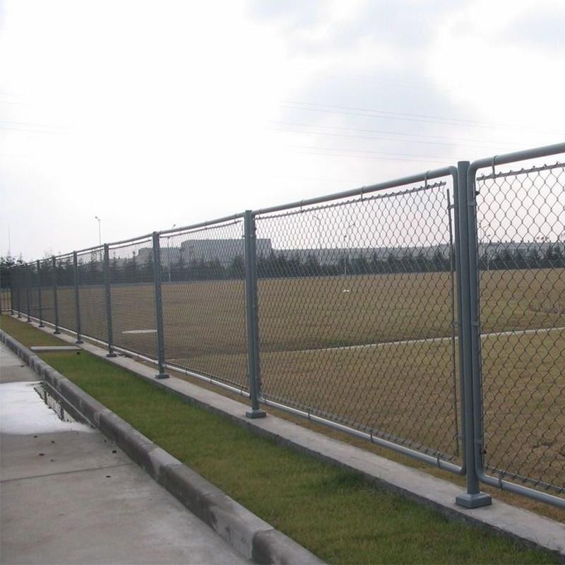 热浸塑护栏