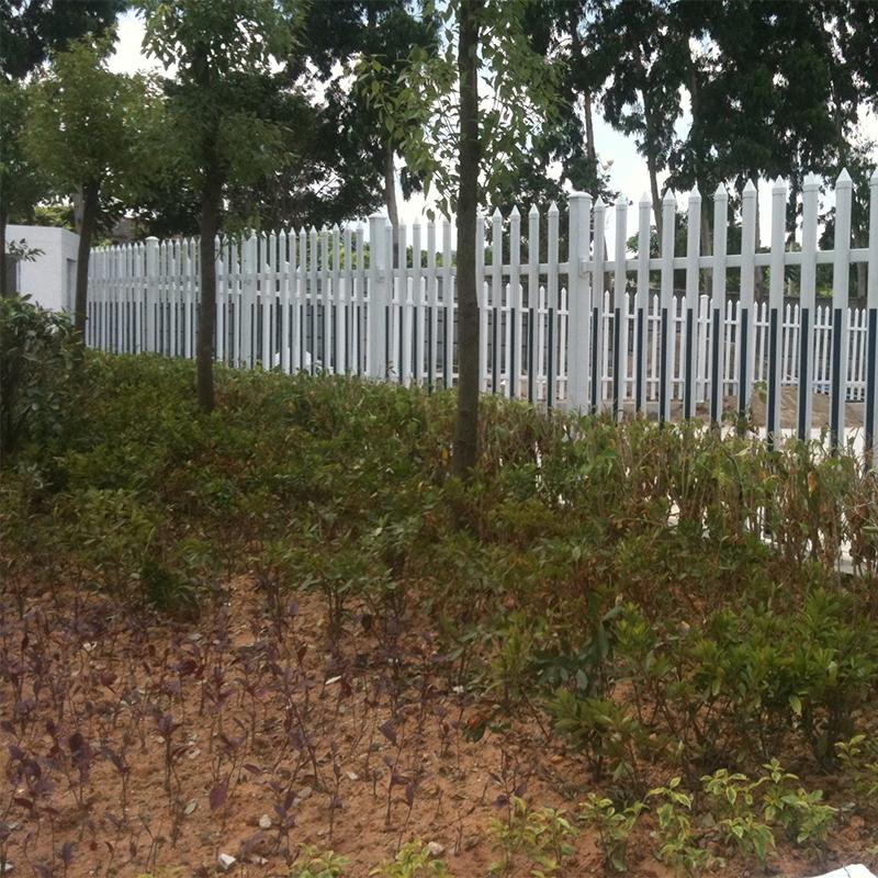 塑钢围墙护栏