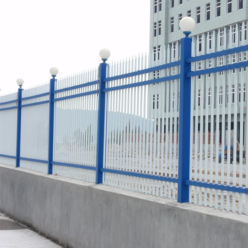 新型围墙护栏