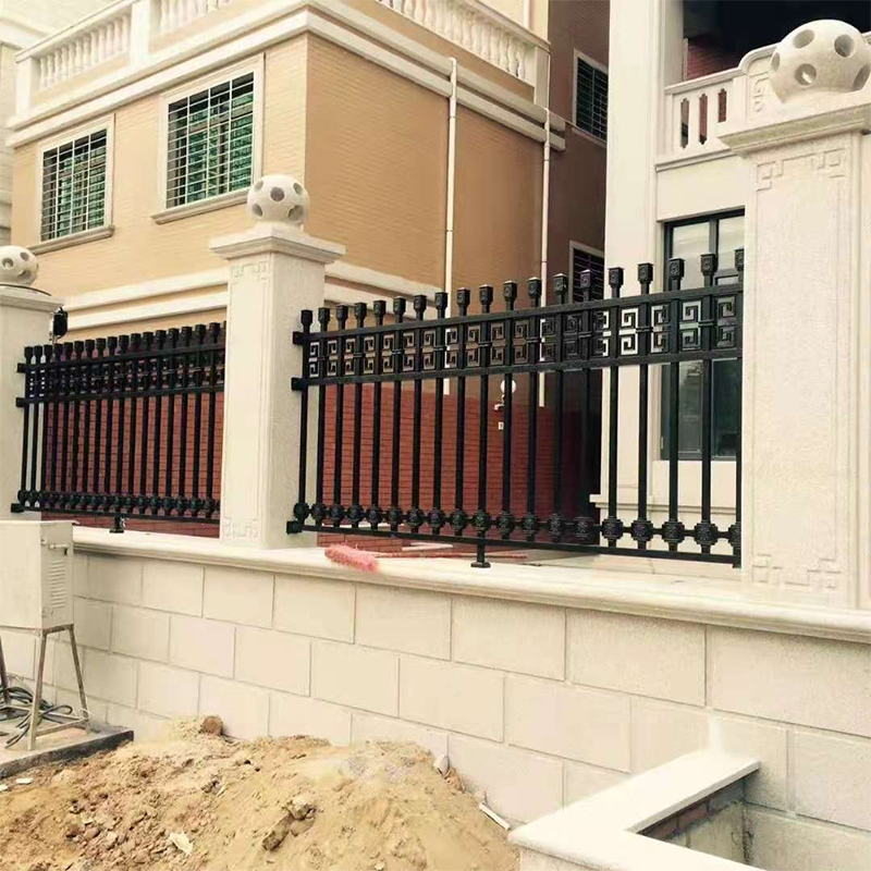 铝艺庭院栏杆