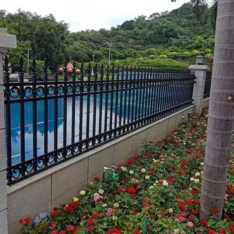 铝艺围栏栏杆