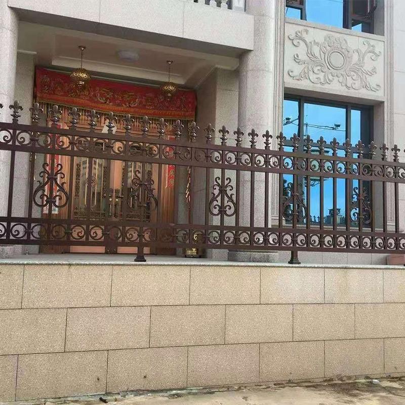 铝艺阳台栏杆